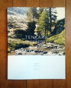 Tenkara Magazine (photo courtesy of Tenkara USA)