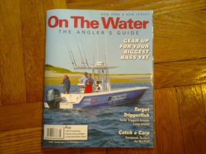On the Water August 2014