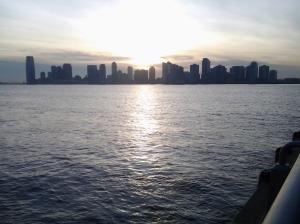 Hudson River Sunset 11 2014