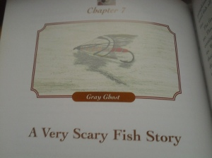 A Very Scary Fish Story